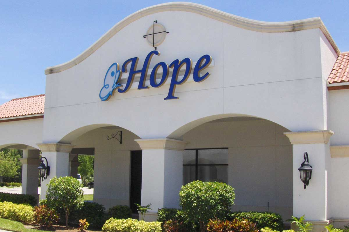 HOPE Pace Naples Location